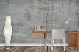 Concrete Wallpaper Murals Interior Design Ideas Pictowall - Wallpaper interior design ideas