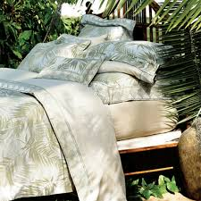 Tropical Comforter Sets King Isola Blue Tropical Bedding From Elegant Linens This Lovely Set