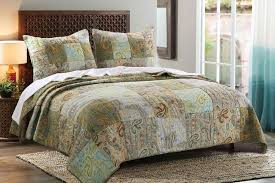 Bunk Bed Comforter Sets Blue And Brown Twin Bedding Yakunina Info