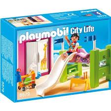 chambre enfant playmobil playmobil 5579 chambre enfant avec lit achat vente univers