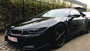 Bmw I8 Widebody - dub magazine ac schnitzer tuned bmw i8