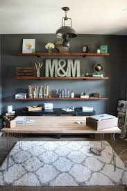 Build A Wood Shelving Unit by Best 25 Office Shelving Ideas On Pinterest Home Study Rooms