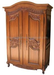 Buy Armoire Mahogany Armoire With Curved Top French Wardrobe Pinterest