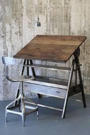 Keuffel Esser Drafting Table Keuffel U0026 Esser Drafting Table Antique Vintage Factory Industrial