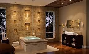 Bathroom Design With Stone - Stone bathroom design