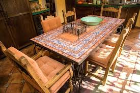 Mexican Dining Room Furniture Mexican Dining Room Sets Style Estate Sale In W Restoration