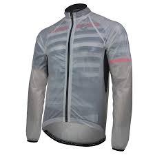 Ultra Lite Packable Cycling Rain Jacket Men S Pactimo