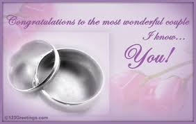 Congratulations On Engagement Card Most Wonderful Couple Free Engagement Ecards Greeting Cards