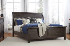 King Sleigh Bed Buy Trudell King Sleigh Bed By Signature Design From Www