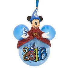 your wdw store disney ornament 2016 mickey mouse