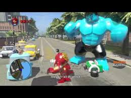 bomb blue hulk blue venom battle lego marvel super heroes