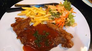 cuisine steak steak halal