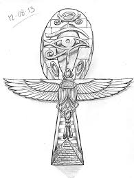 queen nefertiti tattoo designs egyptian ankh drawing egyptian