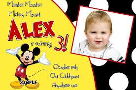 mickey mouse printable birthday invitations download best 10 mickey mouse birthday invitation free