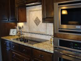 interior beauteous cream color subway tile kitchen backsplash
