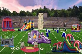 water slide bounce house moonwalk rentals in houston tx