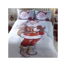 Christmas Duvet Cover Sets Wildon Home Father Christmas Duvet Cover Set U0026 Reviews Wayfair Co Uk