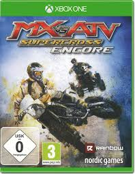 motocross vs atv mx vs atv supercross encore xbox one u2022 world of games