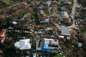 Houses From Movies Hungry Residents In U0027survival Mode U0027 On U S Virgin Islands The