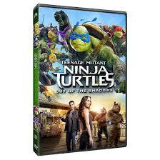 teenage mutant ninja turtles shadows dvd target