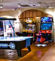 most cool 2017 game room ideas that you can follow gaming room
