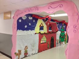 who ville hallway outside my second grade classroom second grade
