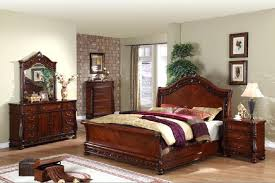 real wood bedroom set wooden bed furniture design wooden queen size double bed with