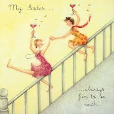 funny sister birthday cards 25 best sister birthday funny ideas on