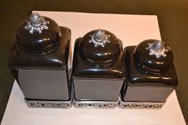 black ceramic canister sets kitchen 100 black ceramic canister sets kitchen new mrs appleby 3