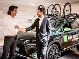 lexus richmond vancouver h u0026r block pro cycling team and open road lexus richmond announce