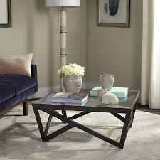 Famous Coffee Table Fox4242a Coffee Tables Furniture By Safavieh