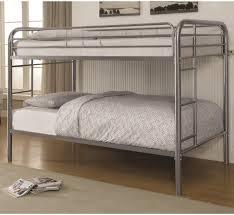 Bunk Beds Birmingham Coaster Metal Beds Bunk Bed With Built In Ladders