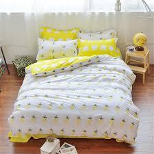 King Size Quilt Sets Online Get Cheap Pineapple Comforter Sets Aliexpress Com