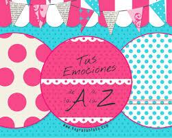 imagenes que empiecen con la letra am nayra santana presentación proyecto tus emociones de la a a la z
