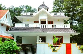 Kerala House Plans With Photos And Price 1 700 Sq Ft Medium Budget House For Sale In Angamaly Kochi