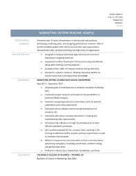 Sample Resume Objectives For Undergraduates by Formalbeauteous Accounting Intern Resume Template Undergraduate