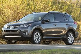 gas mileage on toyota rav4 2014 toyota rav4 overview cars com