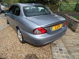 jaguar x type 2 2 diesel auto se 4 door saloon sat nav leather