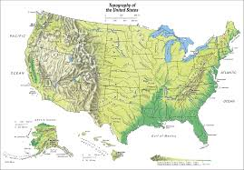 Physical Map Of The United States List Of Rivers Of The United States Wikipedia Map Usa Mountains