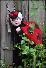 Ladybug Infant Halloween Costumes Infant Ladybug Costume Ebay