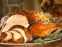 roasted butter herb turkey recipe food network