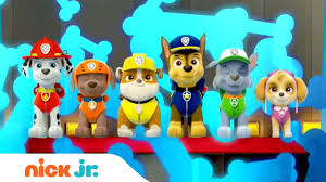 paw patrol italian official theme song music nick jr