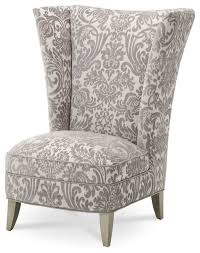 High Back Accent Chair Overture High Back Chair Transitional Armchairs And Accent