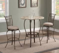 marble top bar table marble top pub table set bistro and bar table sets home bar and