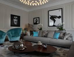Stylish Living Room Furniture Gray Grey Sofa Colour Scheme Ideas Stylish Living Room