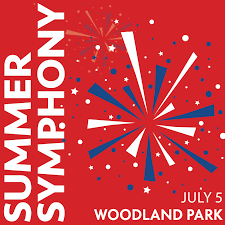 summer symphony at woodland park presented by colorado springs