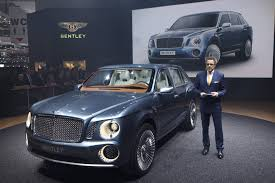 tiffany blue bentley bentley exp 9f suv in paris dakar cars u0026 life cars fashion