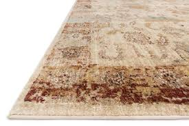 Rust Area Rug Loloi Af 04 Antique Ivory Rust Rug