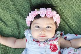 how to make a baby headband diy hydrangea baby headband tutorial leis