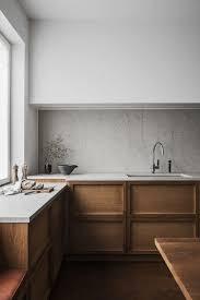 kitchen decorating walnut and white kitchen cabinets bespoke